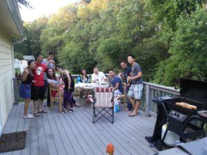 Allston Brighton BBQ-Jeff Lin-Lynn Julian-Doug Julian-Stephanie Coleman