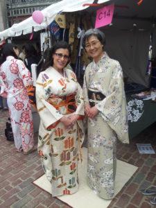 Japan Festival-Lynn Julian-Kimono
