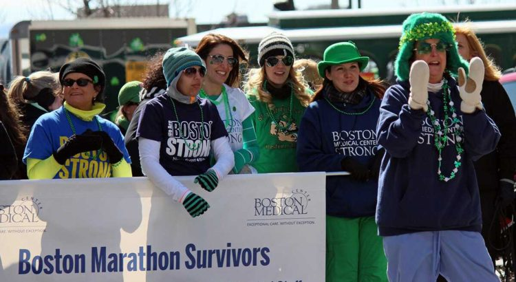South Boston-Saint Patricks Day Parade_Boston Marathon Survivors